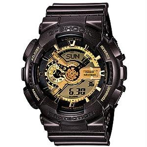 GA-110BR-5AER Bronze Gold G-Shock Uhr Watch Montre Orologio: Watches