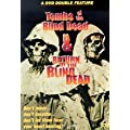 Tombs & Return of the Blind Dead [DVD] [US Import]