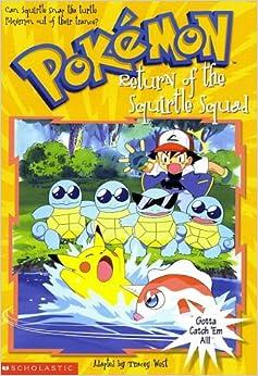 Amazon.com: The Return of the Squirtle Squad (Pokemon ...