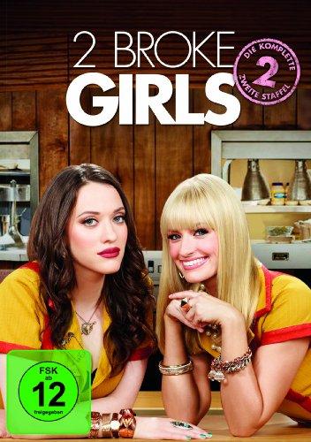 2 Broke Girls - Die komplette 2. Staffel [3 DVDs]