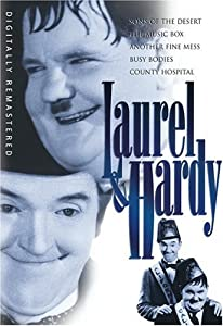 Cover of &quot;Laurel &amp; Hardy (Sons of the Des...