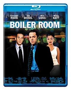 Boiler Room (BD) [Blu-ray]