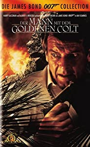 The Man with the Golden Gun [VHS]
