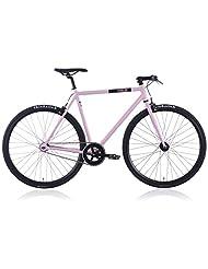 FIXIE Inc. Floater single speed bike pink 2014
