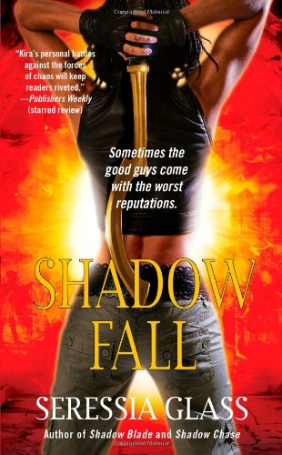Image of Shadow Fall (Shadowchasers)