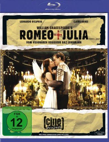 Romeo & Julia - Cine Project [Blu-ray]