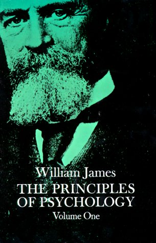 Principles of Psychology, WILLIAM JAMES