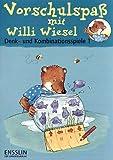 Vorschulspaß mit Willi Wiesel, Denk- und Kombinationsspiele