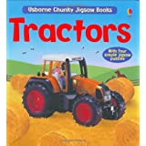 Tractors (Chunky Jigsaws) (Usborne Chunky Jigsaws)by F. Brooks
