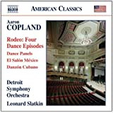 Copland: Rodeo / Dance Panels / El salon Mexico / Danzon cubano