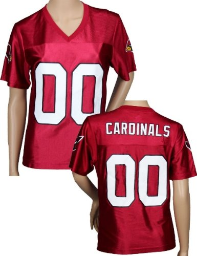 Arizona Cardinals Nfl Womens Team Dazzle Jersey