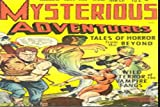 Comic Book for Kids:Mysterious Adventure Series 1:Tales of Terror from Beyond Wild Terror of the Vampire(Comic Series): Wild Terror of the Vampire Fangs