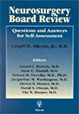 img - for Neurosurgery Board Review: Questions and Answers for Self-Assessment book / textbook / text book