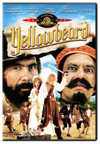 Желтая борода