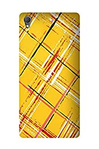 ZAPCASE Printed Back Case for SONY XPERIA T3