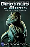 img - for Dinosaurs vs. Aliens - Free Preview book / textbook / text book