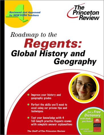 Roadmap to the Regents: Global History & Geography (Roadmap to the Regents Global History and Geography)
