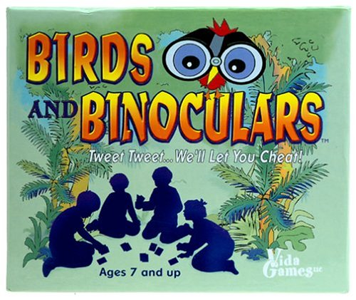 Birds And Binoculars Card Game