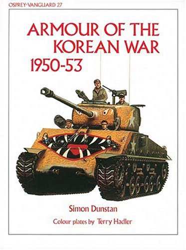 Armour of the Korean War 1950-53 (Vanguard)