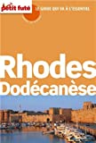 Petit futé Rhodes-Dodécanèse