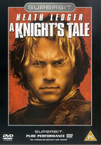 A Knight's Tale -- Superbit [DVD] [2001]