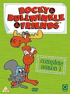 Rocky And Bullwinkle - Season 1 - Boxset 4 DVD - Import Zone 2 UK (anglais uniquement) [Import anglais]