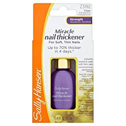 Sally Hansen New Miracle Nail Thickener