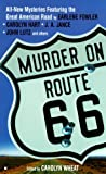 img - for Murder on Route 66 book / textbook / text book