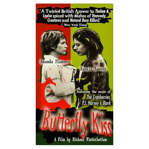 ��������� ������� / ������� ������� / Butterfly Kiss/ Killer on the Road (1995) DVDRip