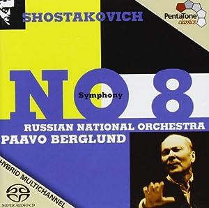 Chostakovitch: Symphony No. 8