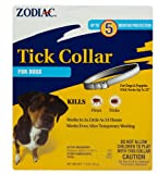 Zodiac Tick Collar For Dogs -- 1 Collar [ Pack of 2]