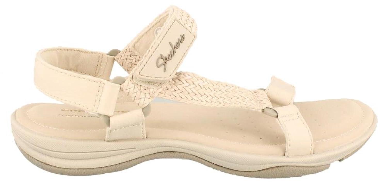 Skechers Women's Pillow Tops Parker Fisherman Sandal skechers рюкзак женский skechers