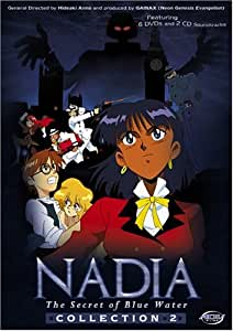 Nadia: Secret Of Blue Water: Collection 2 (6 dvds + 2 cds)