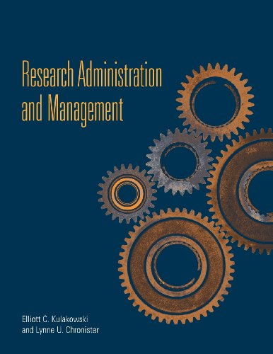Research Administration And Management