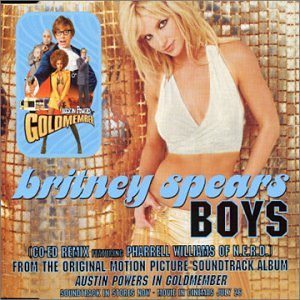 Britney Spears - Boys(Co-Ed Remix)-CDS - Zortam Music