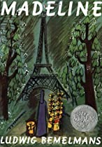 Madeline By Ludwig Bemelmans, picture book