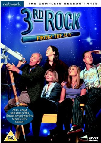 3rd Rock from the Sun [DVD] [Import]