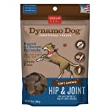 Cloud Star Dynamo Dog Hip And Joint Functional Treat Pouches, Bacon And Cheese, 14-Ounce