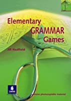 Elementary Grammar Games Paper