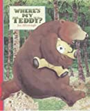 Where's My Teddy? (Little Favourites) Jez Alborough
