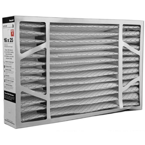 Honeywell FC200E1029 16 X 25 Media Air Filter (MERV 13) 60 (16x25x5 Furnace Filter Merv 13 compare prices)