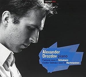 Alexander Drozdov plays Schumann & Rachmaninov
