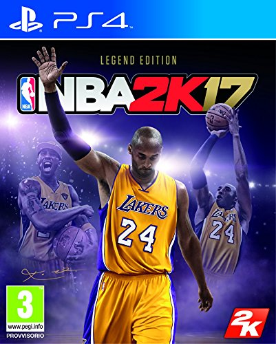 NBA 2K17: Legend Edition - Collector's Limited - PlayStation 4