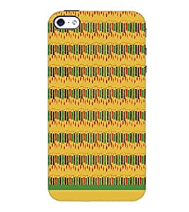 PrintDhaba Wind Chime Pattern D-1503 Back Case Cover for APPLE IPHONE 4 (Multi-Coloured)
