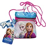 Disney Frozen Anna Elsa Girls Pink Sh...