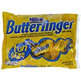 Butterfinger Chocolate Bars, Fun Size, 11.5 oz
