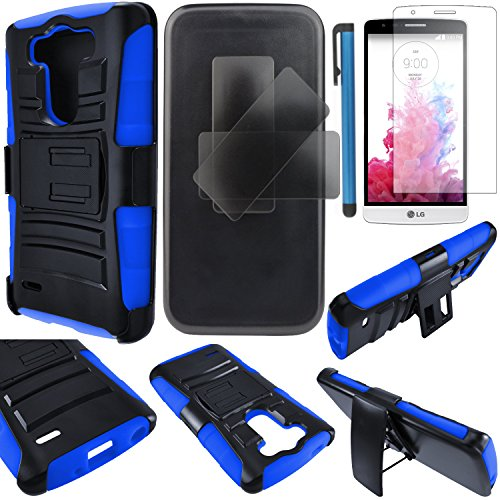 uk availability eb774 7552c LG G3 VIGOR Case Cover (not for G3) 3-items Bundle-HERCULES - Import It All