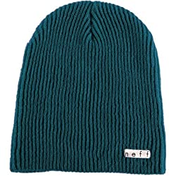 Neff Daily Men's Beanie Sports Hat - Dark Teal