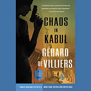 Chaos in Kabul Audiobook