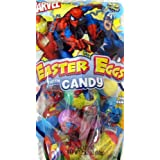 16 Marvel Comics Easter Eggs filled with Candy by Marvel